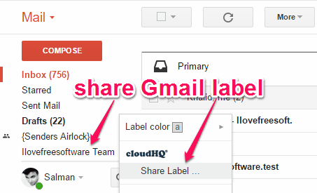 share gmail labels 1