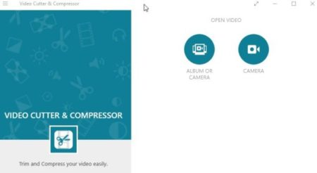 video cutter and compressor home