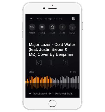 vox free music app