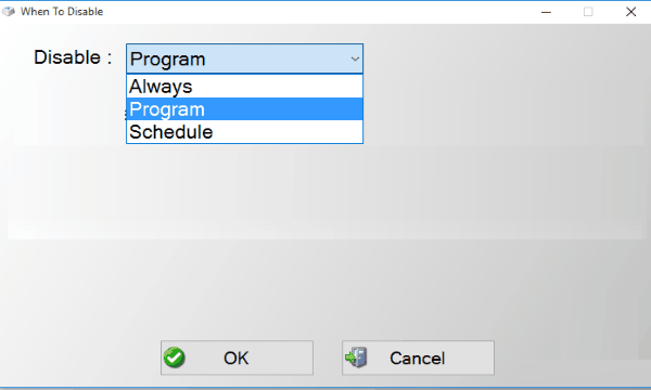Disable Hotkeys or Unwanted Key Combinations On Windows