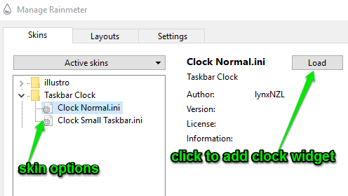 add-clock-widget