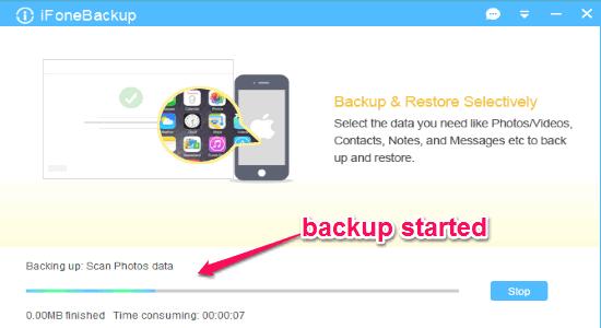backup-started