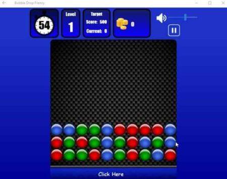 bubble-drop-frenzy-game-board