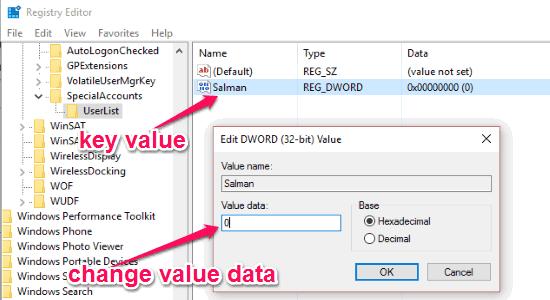 change-key-value-data