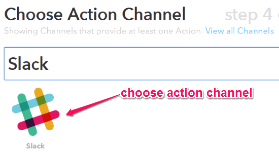choose-a-action-channel