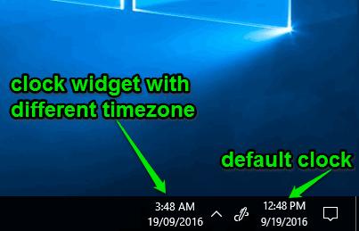 clock-widget-with-different-timezone
