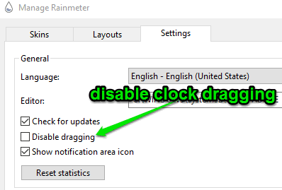 disable-dragging
