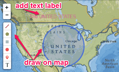 draw-and-add-text-label