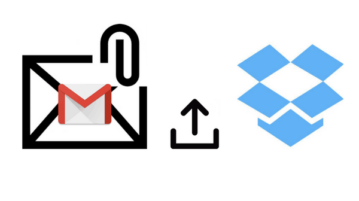 Automatically upload Gmail attachments to Dropbox