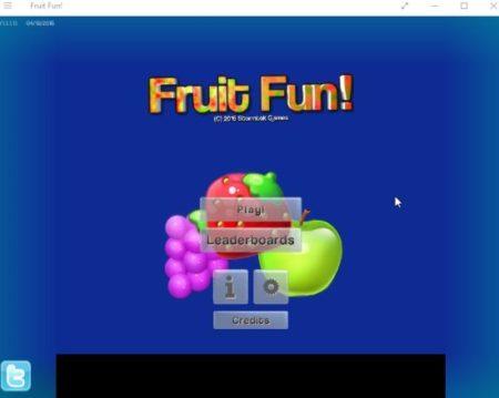 fruit fun home
