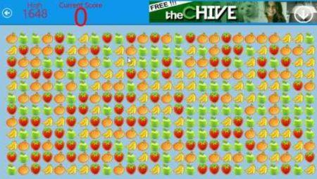 fruits breaker ultimate game board