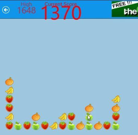 fruits breaker ultimate game board1