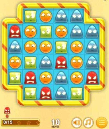 jelly splash game play
