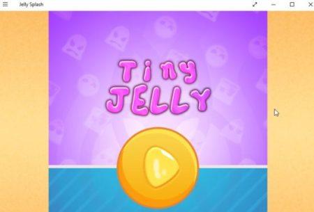 jelly splash home