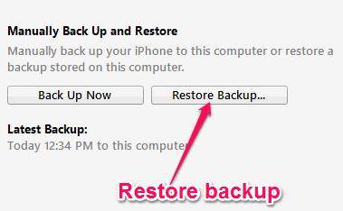 restore-backups