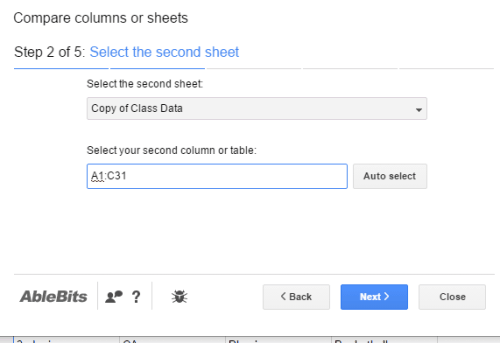 Find Duplicate Rows and columns In Google Sheet and Delete Them