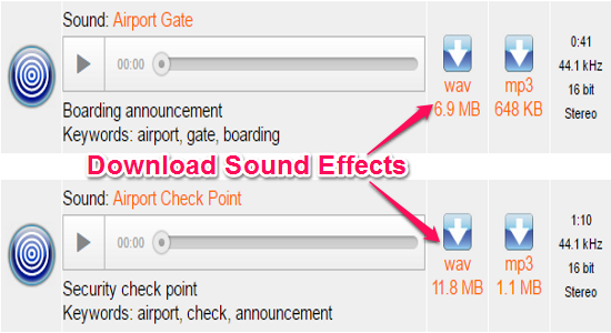 10 Free Websites to Download Royalty Free Sound Effects