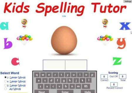 spelling-tutor-lite