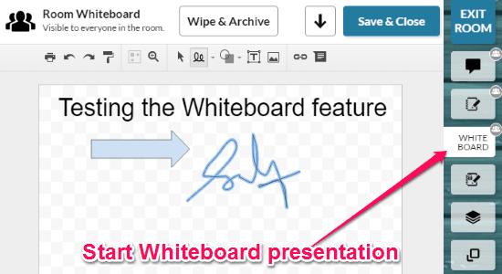 whiteboard presentations