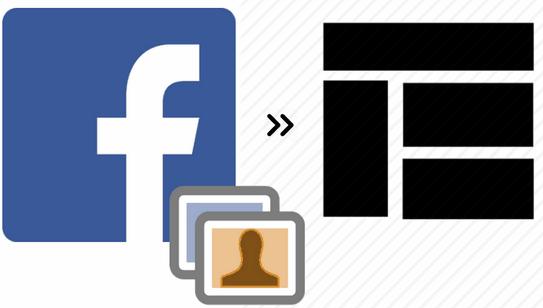 Facebook collage maker