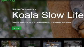 Napflix- watch boring videos online to make you fall asleep