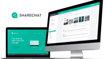 Sharechat- share large files