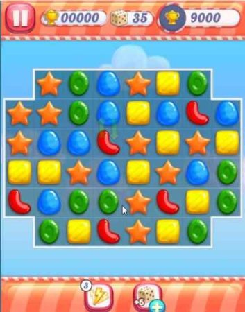 candy world 2 game play