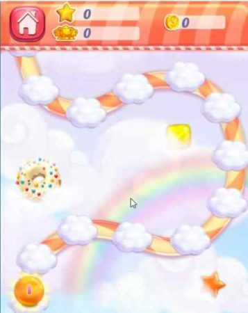 candy world 2 levels