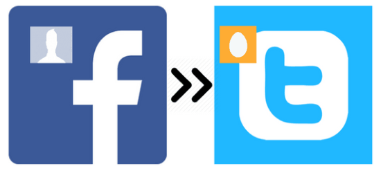 automatically sync Facebook profile pic with Twitter