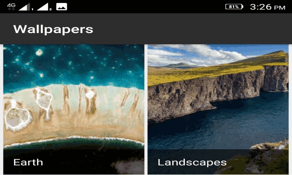 Google Wallpapers App To Auto Change Android Wallpaper Daily
