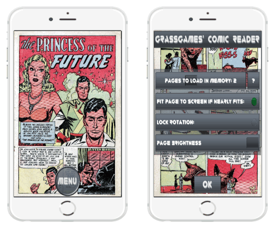 grassgames comic reader