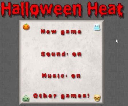halloween heat home