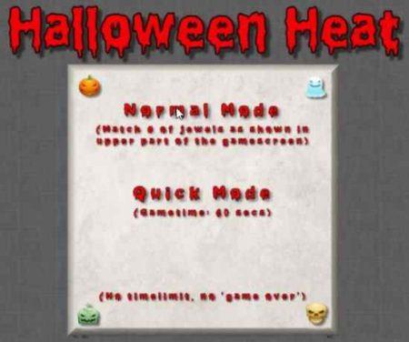halloween heat mode
