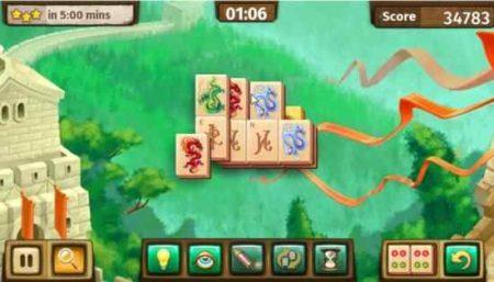 mahjong journey game