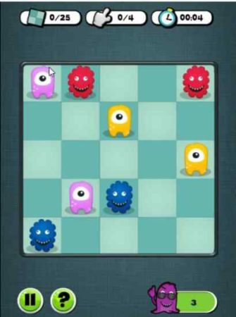monster bunch game play