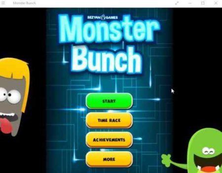 monster bunch home