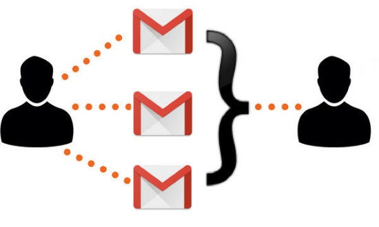 multi-forward gmail emails