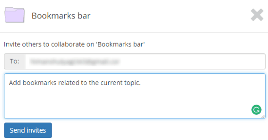 free online bookmark manager