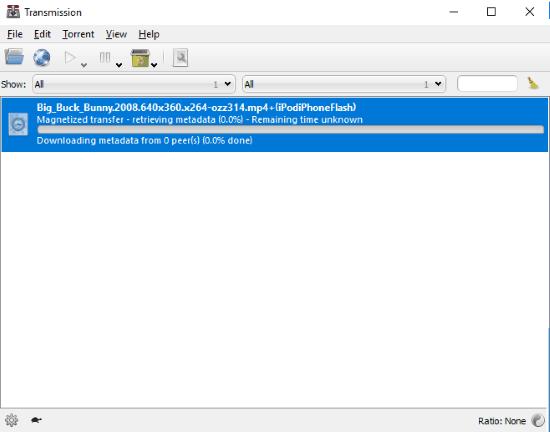 5 Free Open Source BitTorrent Clients