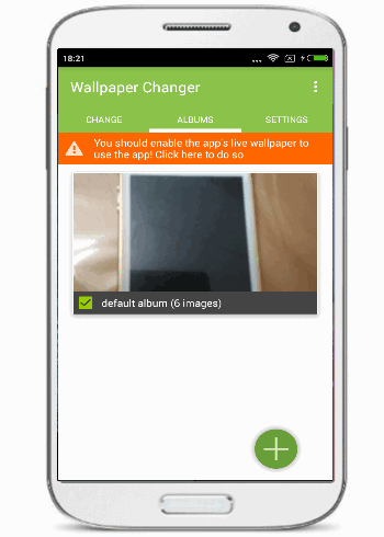 wallpaper changer