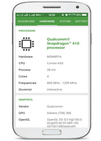 5 Android Apps To View Android System Info- DevCheck