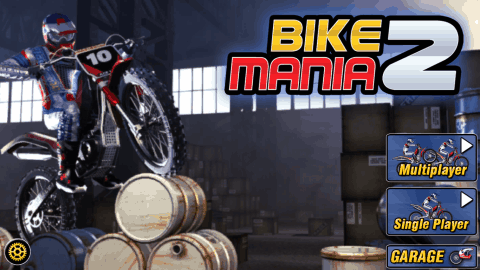 Stunt Bike Game Online Bike Mania