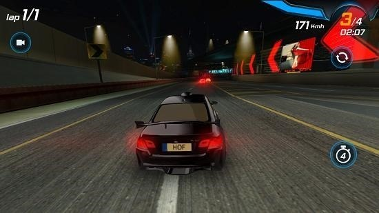 Car Racing 3D High On Fuel