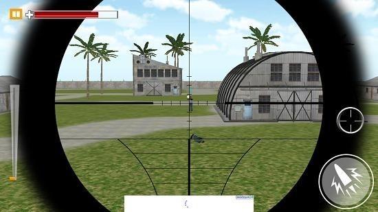 Commando Blackout Sniper Kill