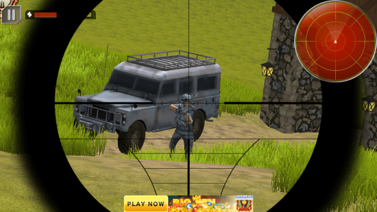 Commando Sniper Strike