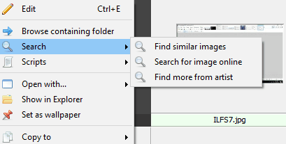 Free Image Viewer And Editor With Similar Image Finder