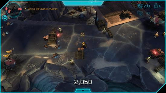 Halo Spartan Assault Lite