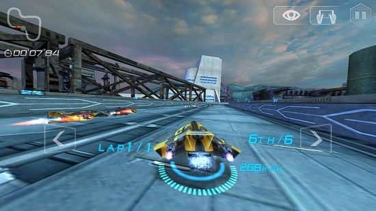 Space Racing 2 gameplay