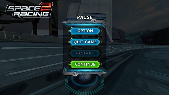 Space Racing 2 paused