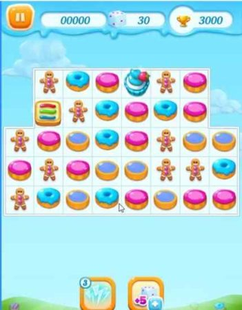 cookie mania saga game